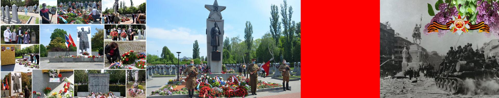 2. světová válka, osvobození prahy, osvobození, olšany, rudá armáda, ksčm, komunisté